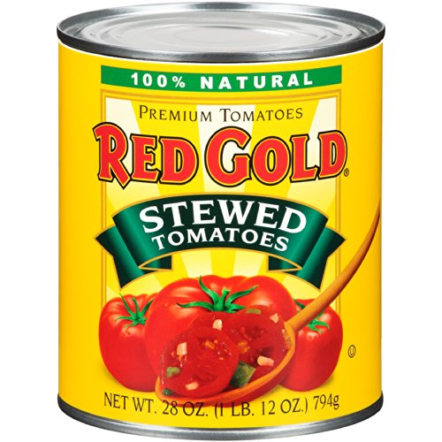 Red Gold Stewed Tomatoes, 28 oz