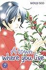 A town where you live, tome 7 par Kouji