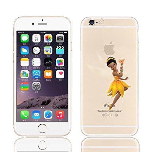 Disney Tinkerbell & Fairy Friends TPU Soft Case für Apple iPhone 5/5S & 5SE, plastik, IRIDESSA, APPLE IPHONE 5SE