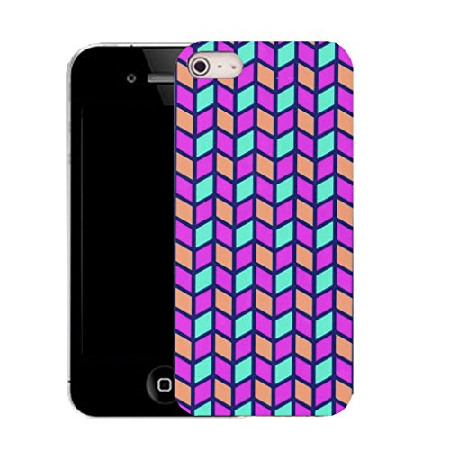 Mobile Case Mate IPhone 5S clip on Silicone Coque couverture case cover Pare-chocs + STYLET - inventive pattern (SILICON)