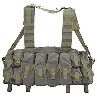 Tactical Vest Lazutchik M Russian Scout Chest Rig by SPOSN / SSO
