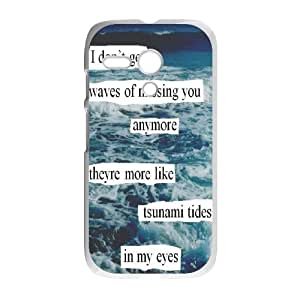 Motorola Moto G Phone Case Ed Sheeran Quotes CX93563