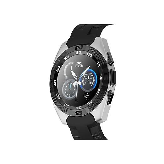 Eclock Reloj Digital para Unisex Adultos de Automático con Correa en Caucho EK-F5: Amazon.es: Relojes