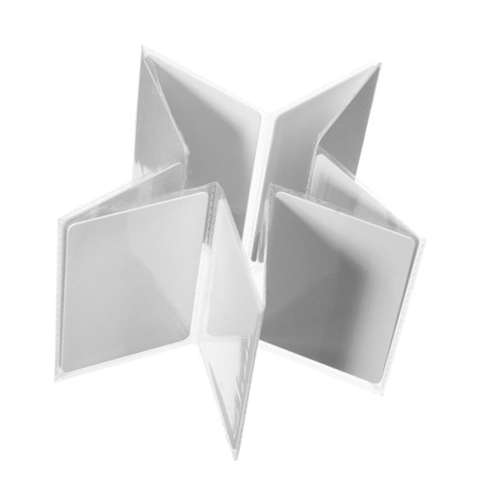 OBO HANDS RFID 125KHZ Em4305 White Cards Writable Rewrite Cards (10)