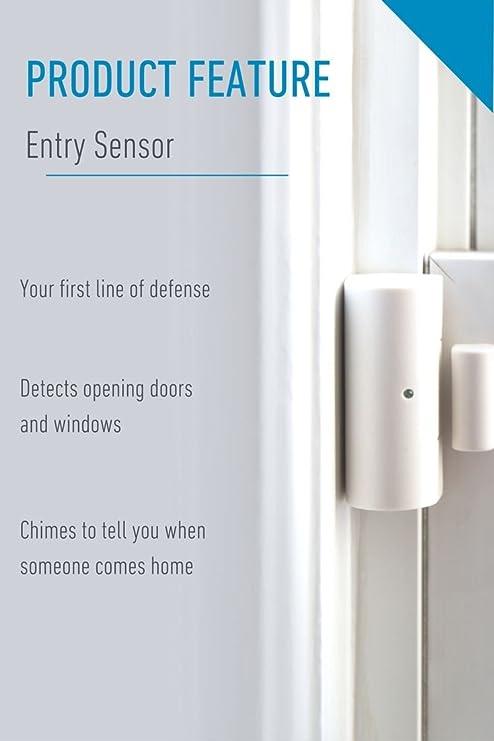 Amazon Simplisafe Extra Entry Sensor Camera Photo