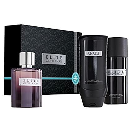 Avon Elite Gentlemen regalo Set 3 Piezas. Eau de Toilette ...