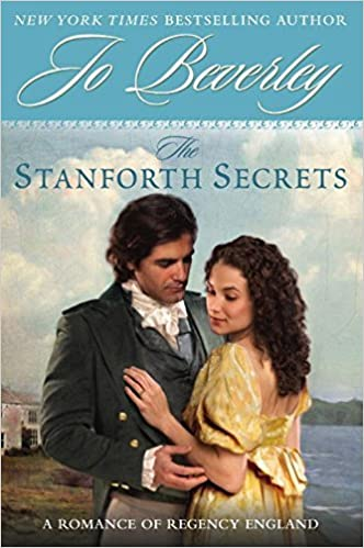 Book The Stanforth Secrets by Jo Beverley (2010-02-02)