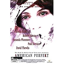 "American Perfekt - Authentic Original 27"" x 40"" Folded Movie Poster"