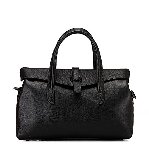 Martchee Roman Dumpling Women Bag Corssbody Bag (black)