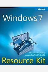 Windows 7 Resource Kit Paperback