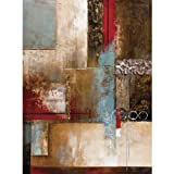 Yosemite Home Decor YA100075A Fading Into Hand Painted Abstract Wall Art