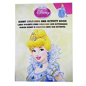 Amazon Cinderella Coloring Book