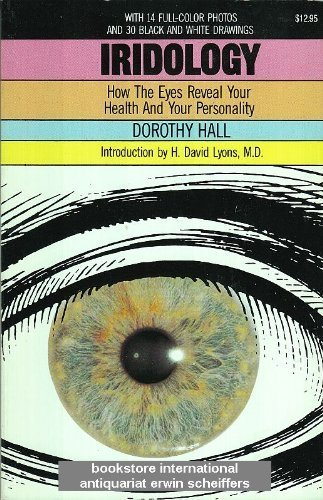 Iridology: How the Eyes Reveal Your Health and Personality