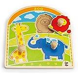 Hape - Puzzle con diseño zoo (0HPE1302)