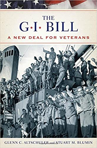The GI Bill: The New Deal for Veterans (Pivotal Moments in American History) 1st Edition