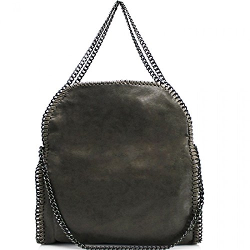 YourDezire - Bolsa Mujer gris oscuro