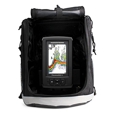 PIRANHAMAX 4.3 PT Fish finder with Dual Frequency Portable Sonar (Humminbird Portable Gps)