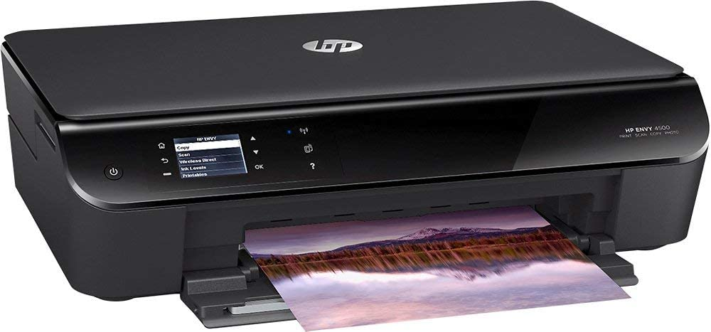 hp ENVY 4500 eAll-In-One Printer