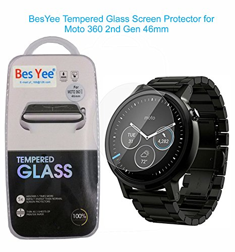 Mm Tempered Glass Screen Protector Smartwatch