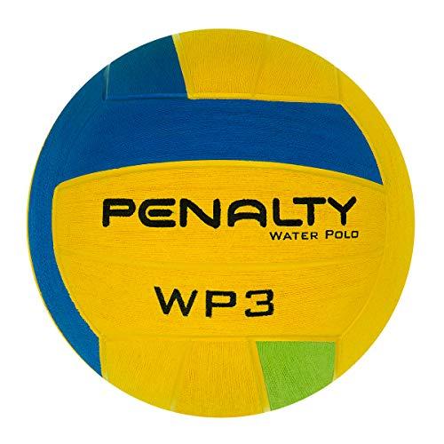 Bola Water Polo Masc VIII Penalty 71 cm Amarelo