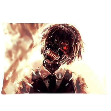 Un buen sueño Kaneki máscara Tokio ghoulcustom almohada con ...