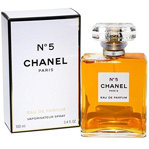 Authentic Chánél No.5 Eau de Parfum 3.4 oz. Sealed ,France
