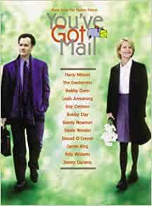 The shoe books from you ve got mail