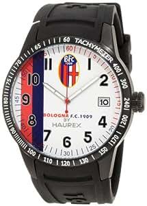 Haurex Italy Men's BC300UW1 Red Arrow Tachymeter Watch