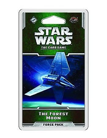Amazon.com: Star Wars LCG: El bosque luna Junta Juego ...