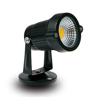 3W5W Focos LED Proyectores LED de Césped para Exteriores Al Aire ...