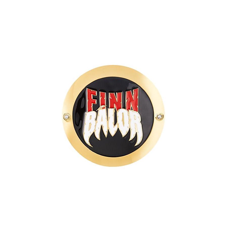 WWE Finn Bálor Championship Replica Title Belt Side Plate Box Set