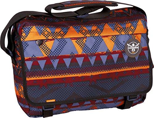 Chiemsee bolso Azul Check Black Talla:39 x 28 x 13 cm, 15 litros Varios colores - Native Chiemsee