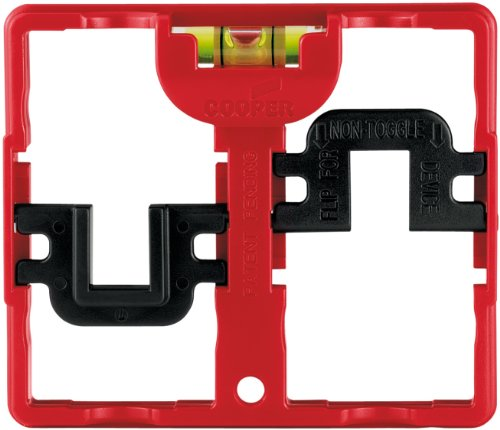 Eaton G-TOOL-L Multi-Gang Installation Tool, Red