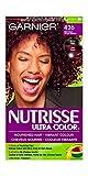 Garnier Nutrisse Ultra Color in 426 Deep Purple.Nourished hair, vibrant color