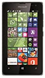 Microsoft Lumia 532 Smartphone Dual-SIM (10,16 cm (4 Zoll) Display, 5 Megapixel Kamera, Qualcomm Snapdragon Prozessor, 1,2GHz, micro-USB 2.0, Bluetooth 4.0, 1GB RAM, Win 8.1) schwarz