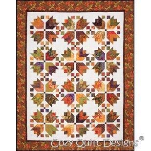 Harvest Pattern A Strip Club Pattern by Cozy Quilt Designs by Cozy Quilt Designs