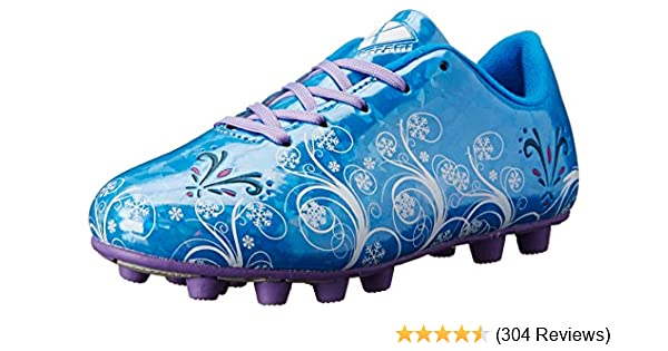 cf11f0479 Amazon Com Vizari Frost Soccer Cleat Toddler Little Kid Soccer