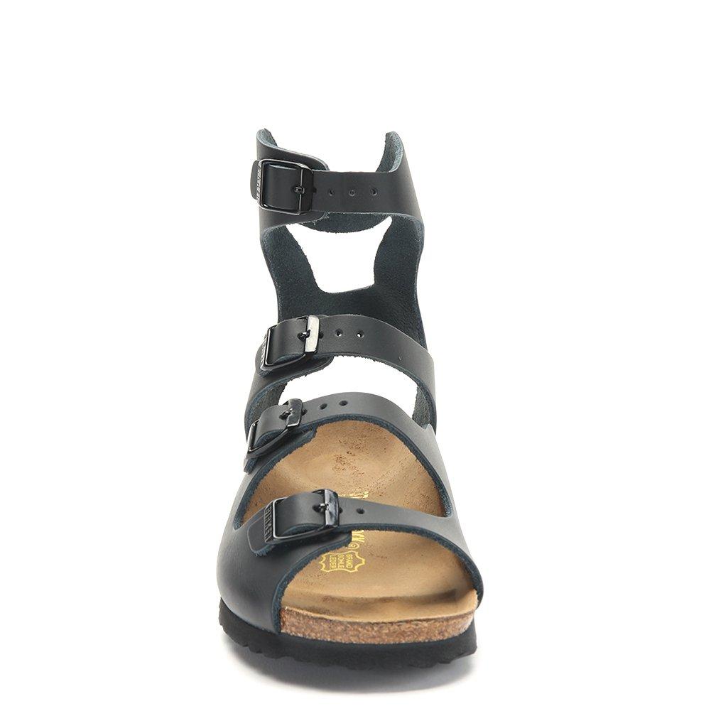 d979a223ebe04 Birkenstock Women's Athen Gladiator Sandals 32193 Black (EU38 ...