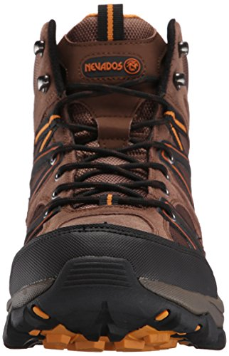 Pictures of Nevados Men's Talus Hiking Boot Light Brown/Black 11 M US 6