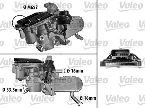 Valeo 700433 EGR Valves: