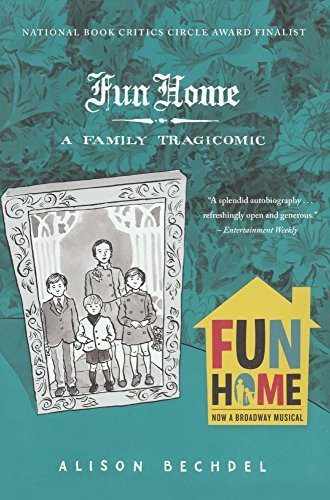"""alison bechdel as a unique little girl in fun home a family tragicomic Are you my mother has  i was a big fan of alison bechdel's """"fun home  which centers around her closeted father and the ornate family house where bechdel."""
