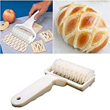 Crazydeal Kitchen Baking Dough Cookie Pie Pizza Pastry Lattice Roller Cutter Craft Tool 02 by CrazyDeal