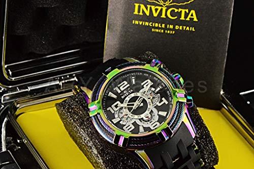 (Invicta Bolt Chronograph Black Dial Men's Watch 25769)