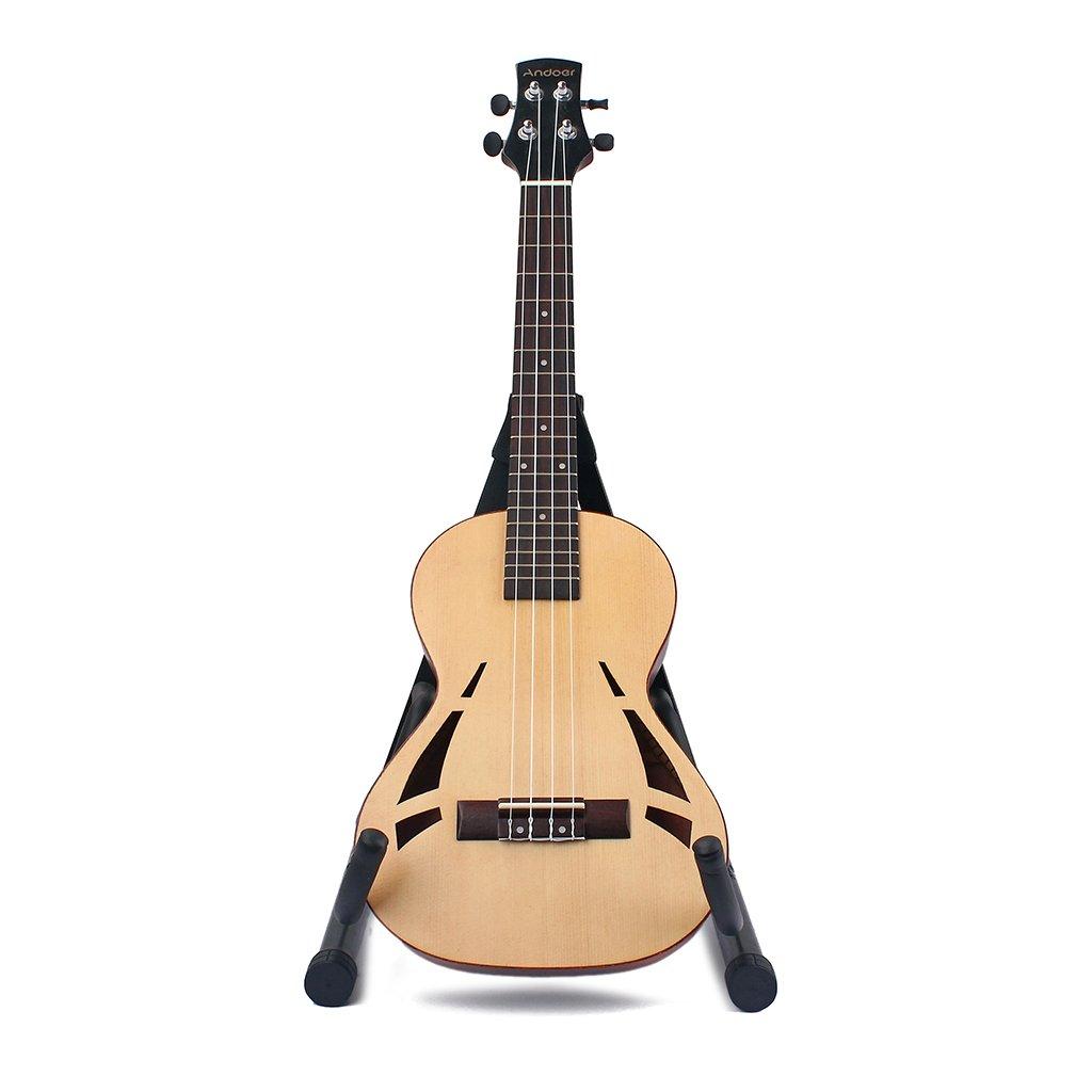 MagiDeal Soporte Plegable para Guitarra Acústica Eléctrica Bajo: Amazon.es: Instrumentos musicales