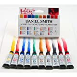 Daniel Smith 285610016 Alvaro Castagnet Master Artist Watercolor Set (10 Pack), 5ml
