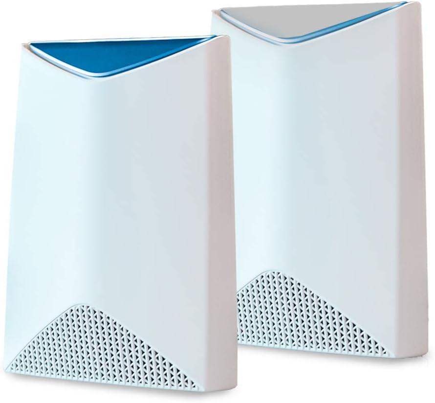 NETGEAR Sytème WiFi Mesh Tri-Bandes Orbi Pro (SRK60), AC3000, Pack de 2,...