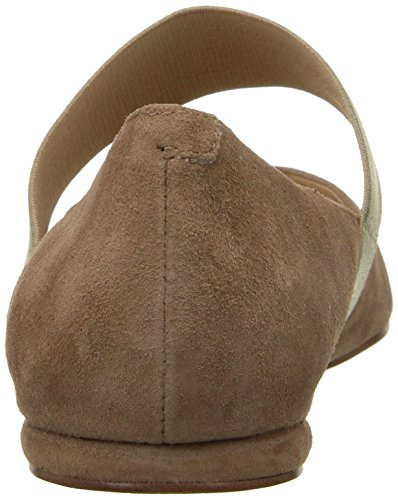 Pictures of Nine West Women's Seabrook Suede Ballet Flat 5 M US 8