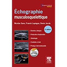 Echographie musculosquelettique - CAMPUS (French Edition)