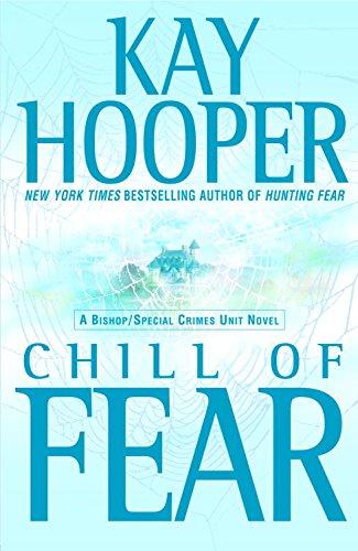 Chill of Fear: A Bishop/Special Crimes Unit Novel (A Bishop/SCU Novel Book 8) cover