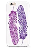 Inspired Cases Purple Feathers Case for iPhone 6 - Best Reviews Guide